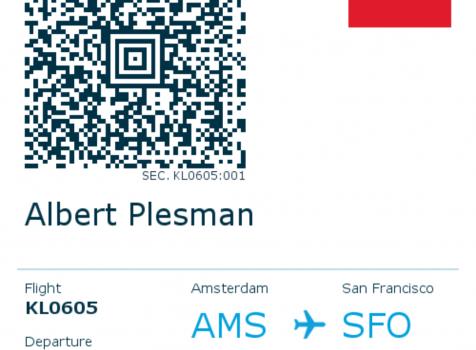 Więcej opcji dla użytkowników aplikacji KLM. Dzięki połączeniu aplikacji KLM z Google Pay można teraz wygodnie płacić za miejsca w samolocie.