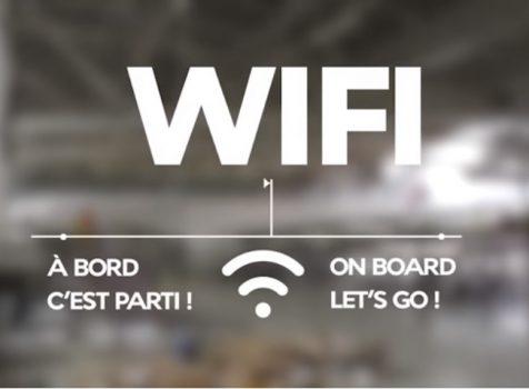 Air France instaluje internet we wszystkich samolotach