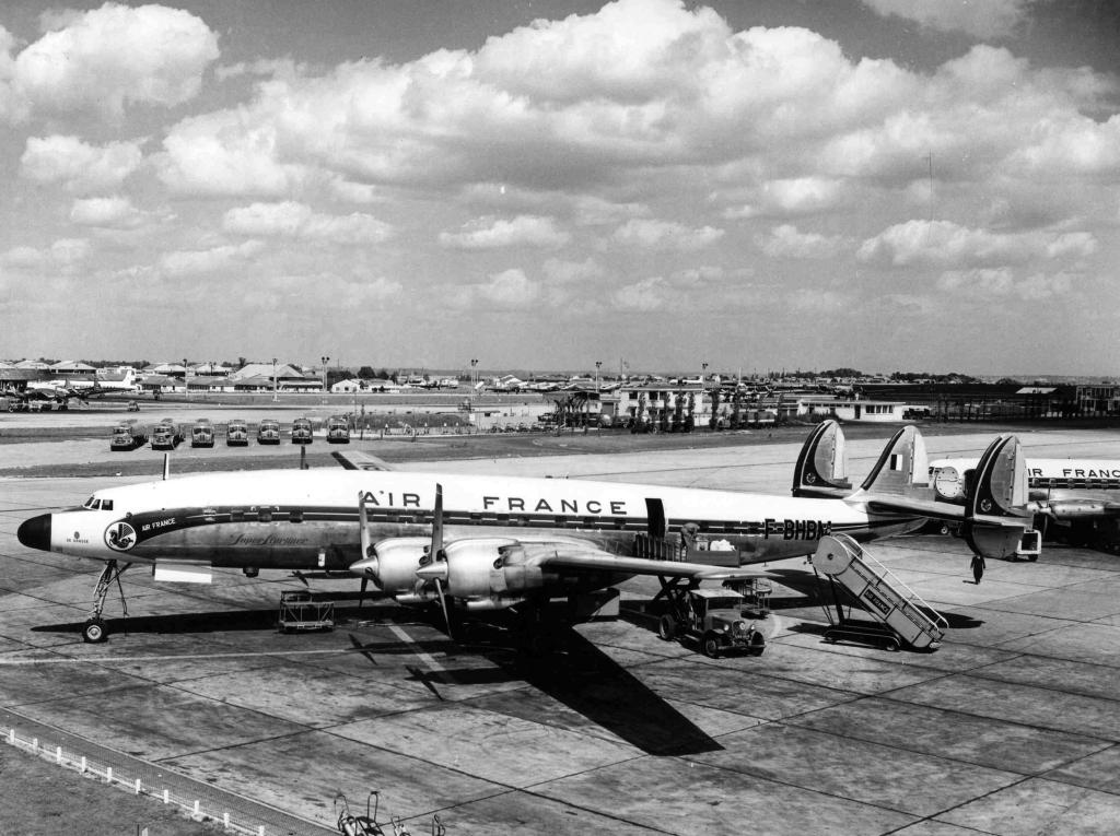 Air France obchodzi 85. urodziny  Francuska linia zaplanowała urodzinowe atrakcje dla swoich pasażerów.
