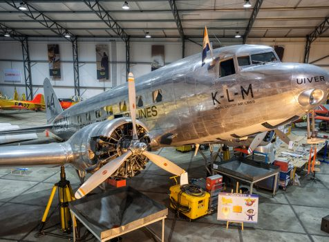 Museums, vol. 42 – Netherlands – Aviodrome (Lelystad)