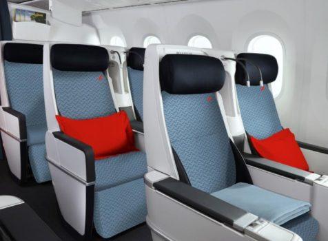 Air France prezentuje swoje nowe kabiny – Ekonomiczną i Premium