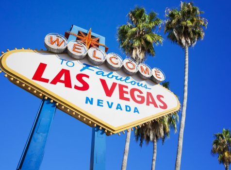 Viva Las Vegas! Nowa trasa KLM z Amsterdamu od 6 czerwca 2019