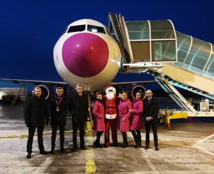 W Wizz Air Święty Mikołaj znów przyniósł prezenty, 20%* zniżka na wszystkich trasach