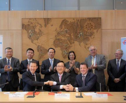 Air France KLM rozszerza współpracę z China Eastern Airlines
