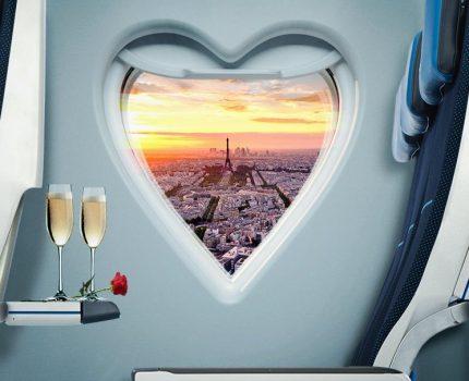 Leć na Walentynki z Air France KLM!