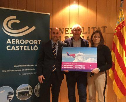 Wizz Air ogłasza 2 nowe trasy z Hiszpanii, 2 nowe loty tygodniowo w rozkładzie Wizz z Katowic