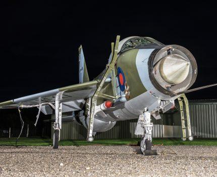 Museums, vol. 52 – United Kingdom – Newark Air Museum (Nightshoot)