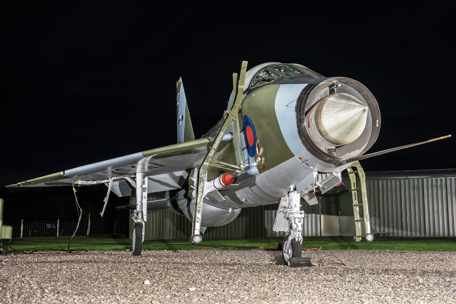 Museums, vol. 52 – United Kingdom – Newark Air Museum (Nightshoot)