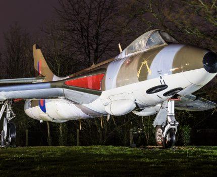 Museums, vol. 51 – United Kingdom – RAF Cosford (External Display Nightshoot)
