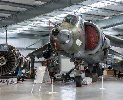 Museums, vol. 53 – United Kingdom – Gatwick Aviation Museum