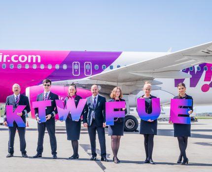 Wizz Air rozpoczyna loty z Katowic na Fuertaventurę