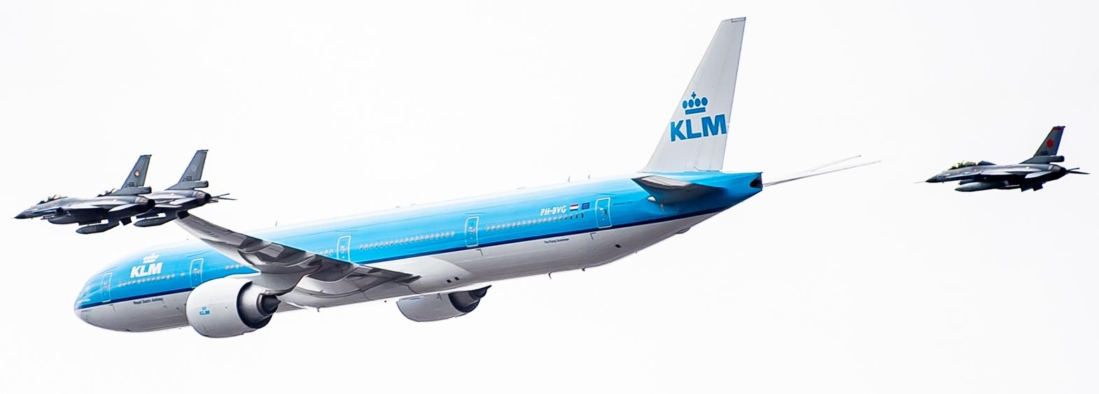 Holandia i KLM rozpoczynają obchody 100-lecia światowego lotnictwa