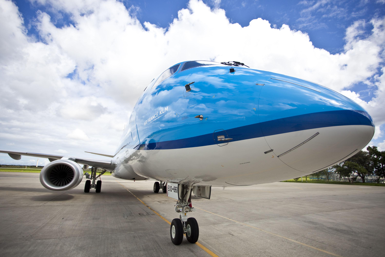 Promocja KLM na start z Wrocławia