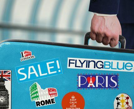 """Linie Air France-KLM i sieć hotelowa Accor stworzyły rewolucyjną ofertę dla stałych klientów: """"Miles+Points"""""""