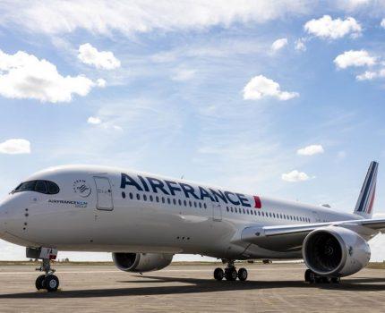 Nowy samolot we flocie Air France