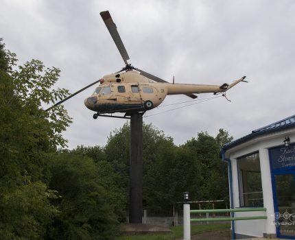 Śladami pomników lotniczych, część 44 – Mil Mi-2 Hoplite (Sosnowiec, Poland)