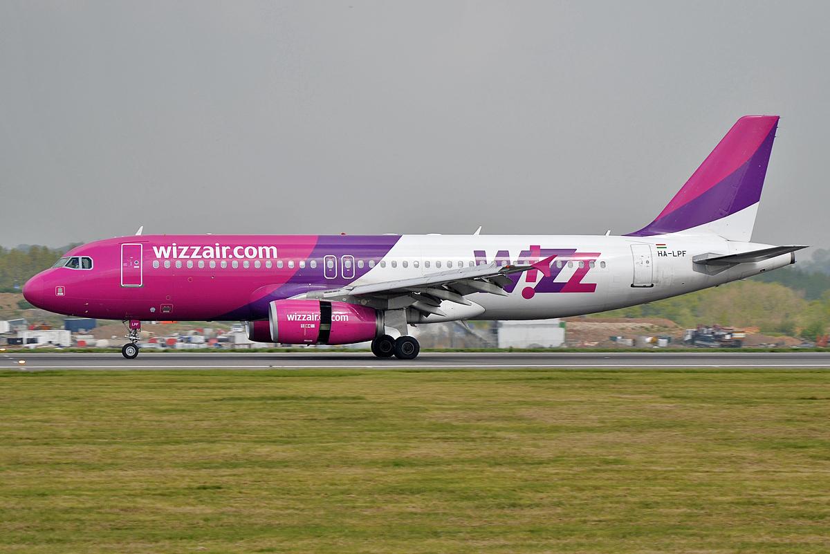 Wizz Air uruchamia nowe trasy z Polski: Odessa, Molde i Ramon