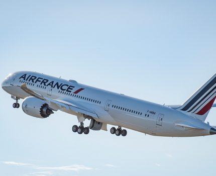 Air France będzie latać na biopaliwie