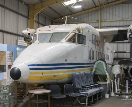Museums, vol. 61 – United Kingdom – North East Aviation Museum (NEAM), Sunderland