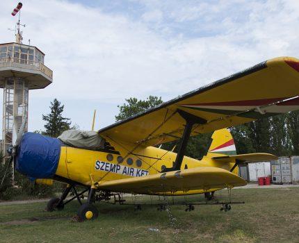 PZL Mielec An-2 w Dunaújváros, Węgry