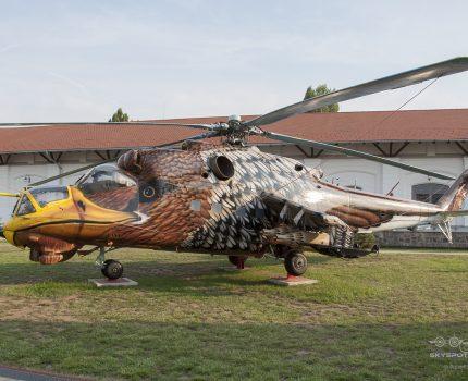Museums, vol. 60 – Hungary – Reptar Szolnok Aviation Museum (Szolnok)