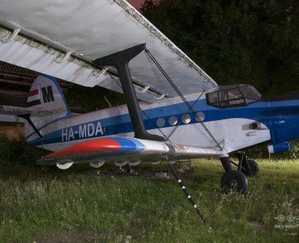 Śladami pomników lotniczych, część 51 – Antonov An-2 (Budapeszt, Węgry)