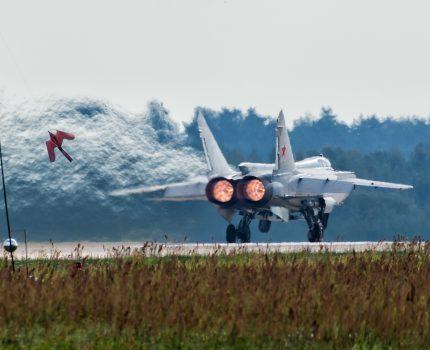 Russia Trip – Dzień 12. (MAKS – wyloty)