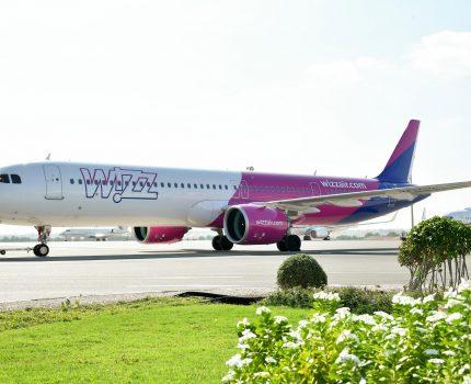 Wizz Air uruchamia pierwsze europejskie niskokosztowe loty do Abu Dhabi