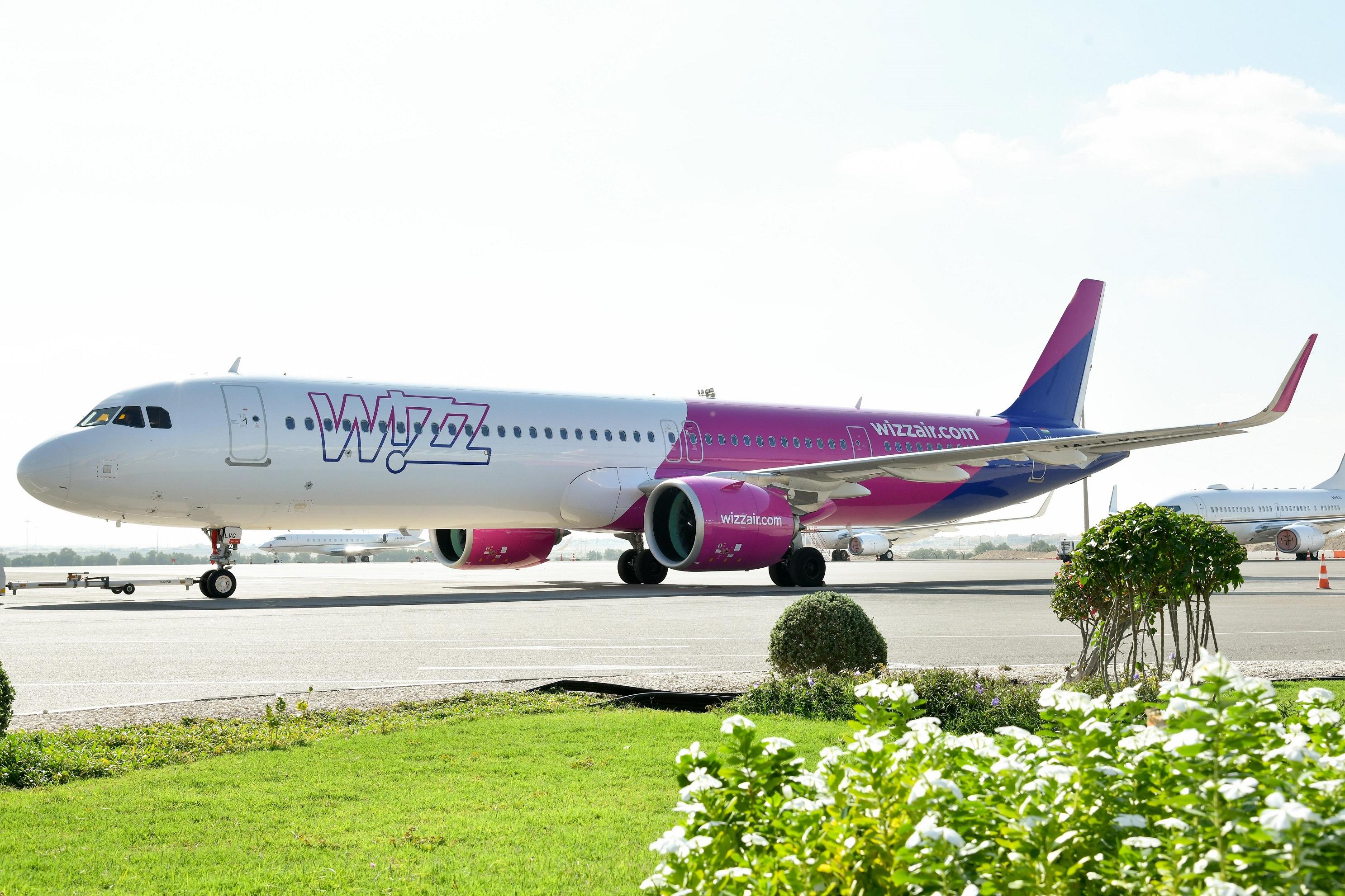 Wizz Air ogłasza 20% zniżkę na loty.  Powiedz znowu Tak Lataniu