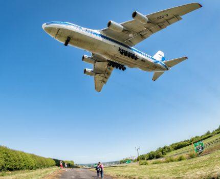 Majowa wizyta An-124 w East Midlands