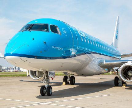 KLM przyleci do Poznania!