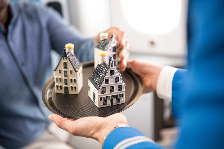 KLM: Gadżet z tradycją