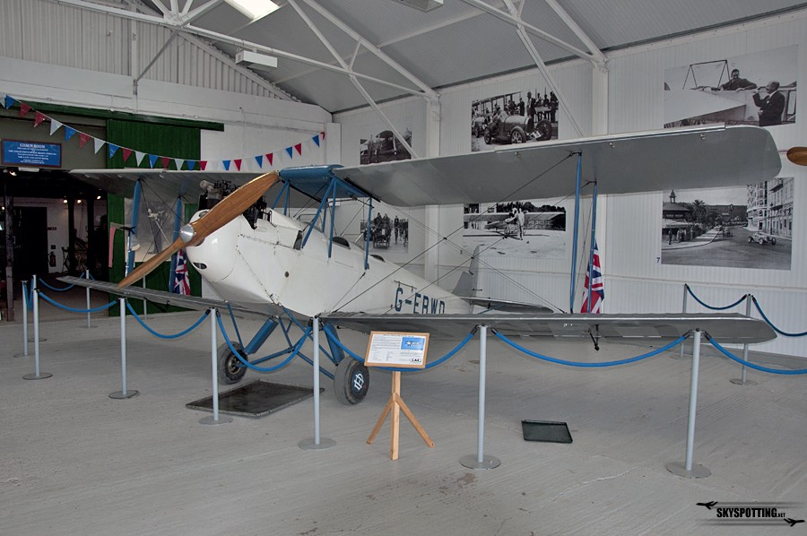 Shuttleworth Collection Air Show 22.09.2012