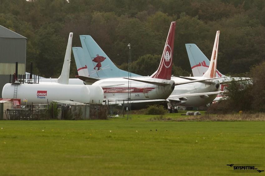 Lotnisko Lasham (QLA/EGHL) (aktualizacja)