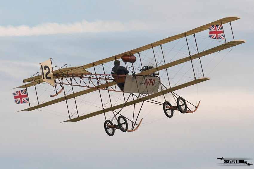 Shuttleworth Collection Autumn Air Show 07.10.2012