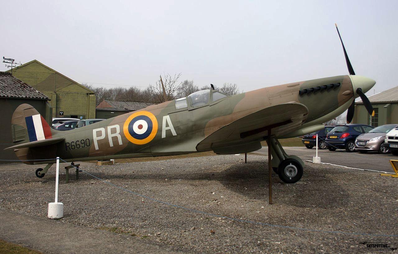 Museums, vol. 1 – United Kingdom – Yorkshire Air Museum (Elvington)