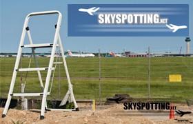 """Magazyn """"Nasze Strony"""" – kilka zdań o SkySpotting.net"""