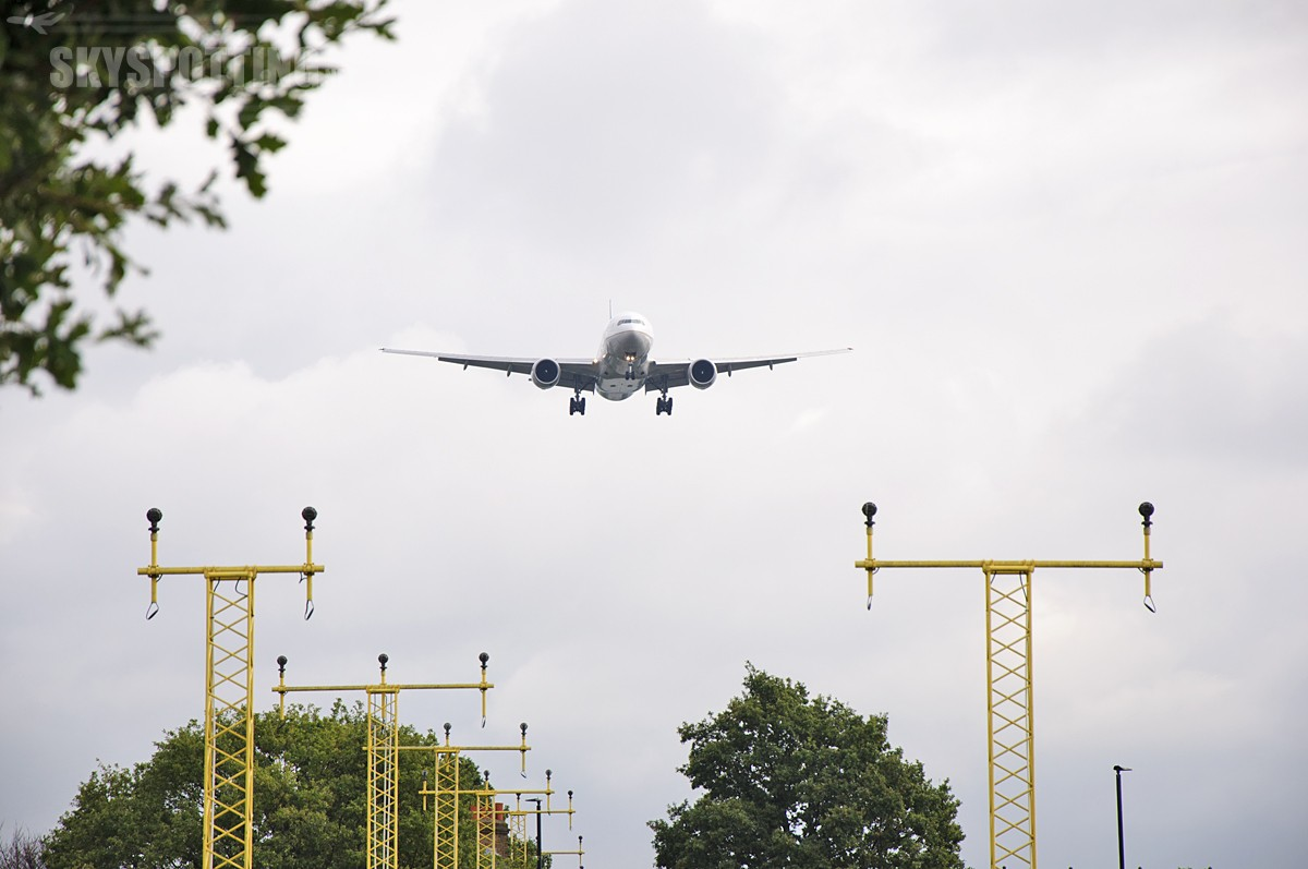 London Heathrow 14-10-2013