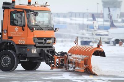 Lotnisko Chopina gotowe na kolejną zimę