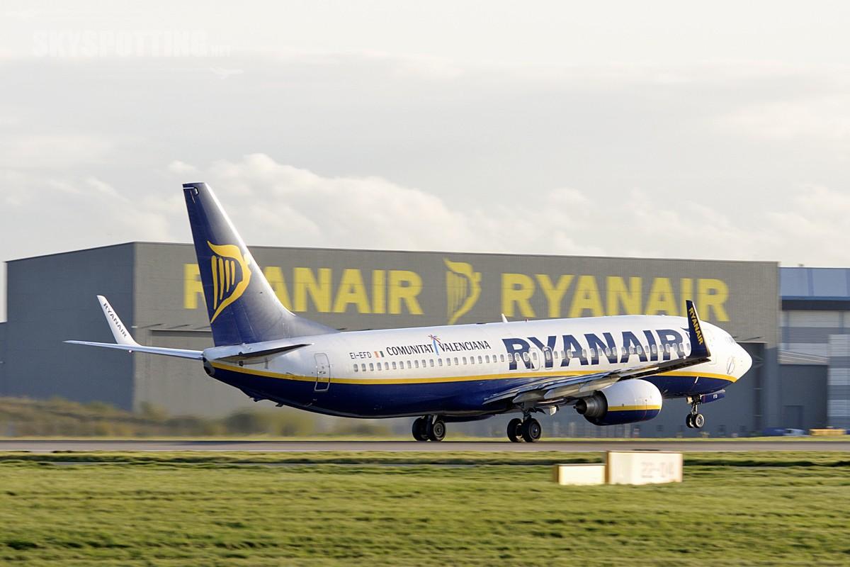 Polskie połączenia krajowe Ryanair już w sprzedaży