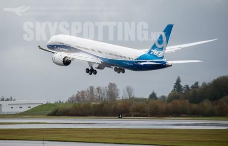 Drugi Boeing 787-9 Dreamliner wykonał próbny lot
