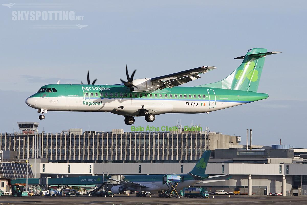 Dublin Airport 30-11-2013