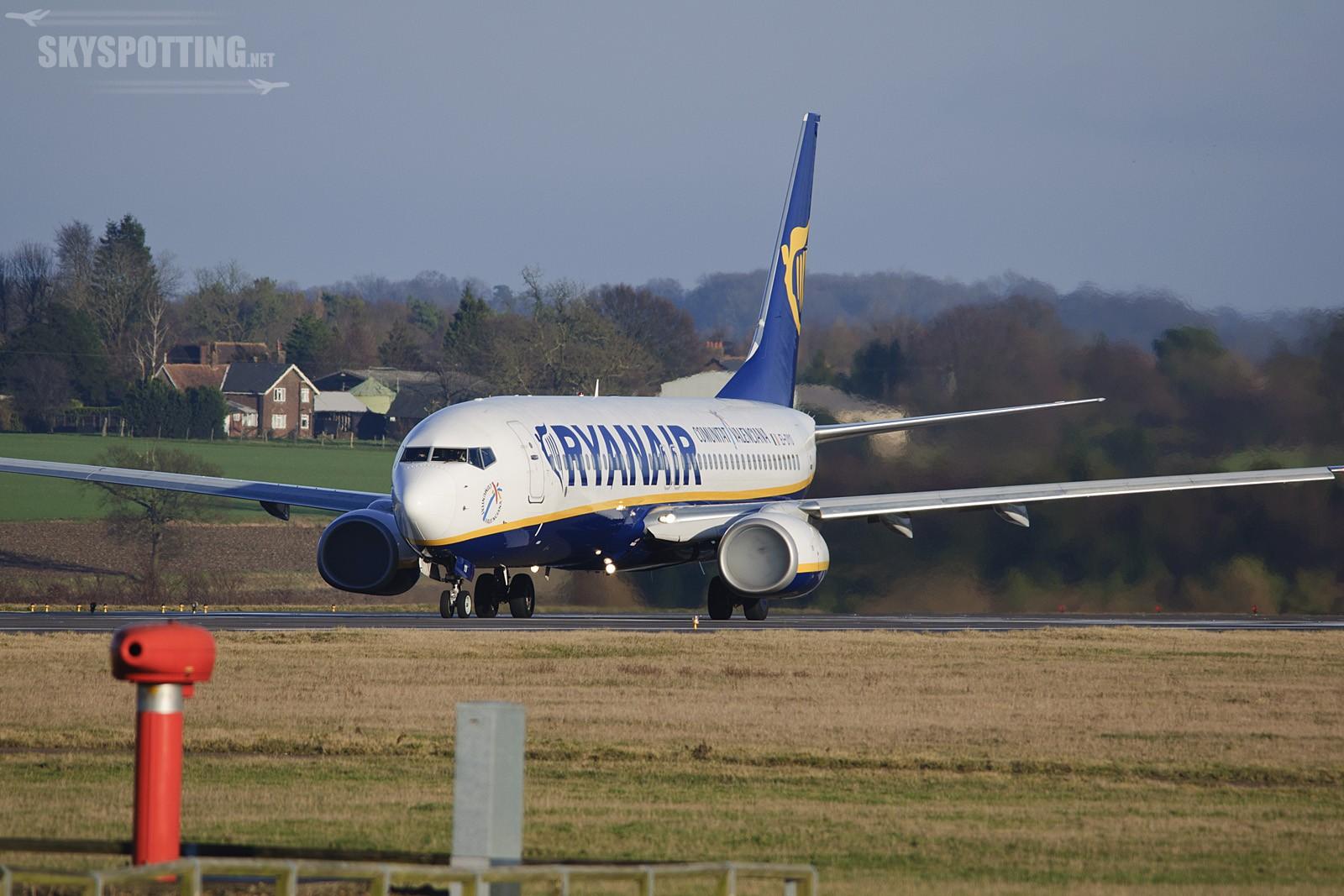 Ryanair wprowadza wiecej ulepszeń w obsludze pasażera