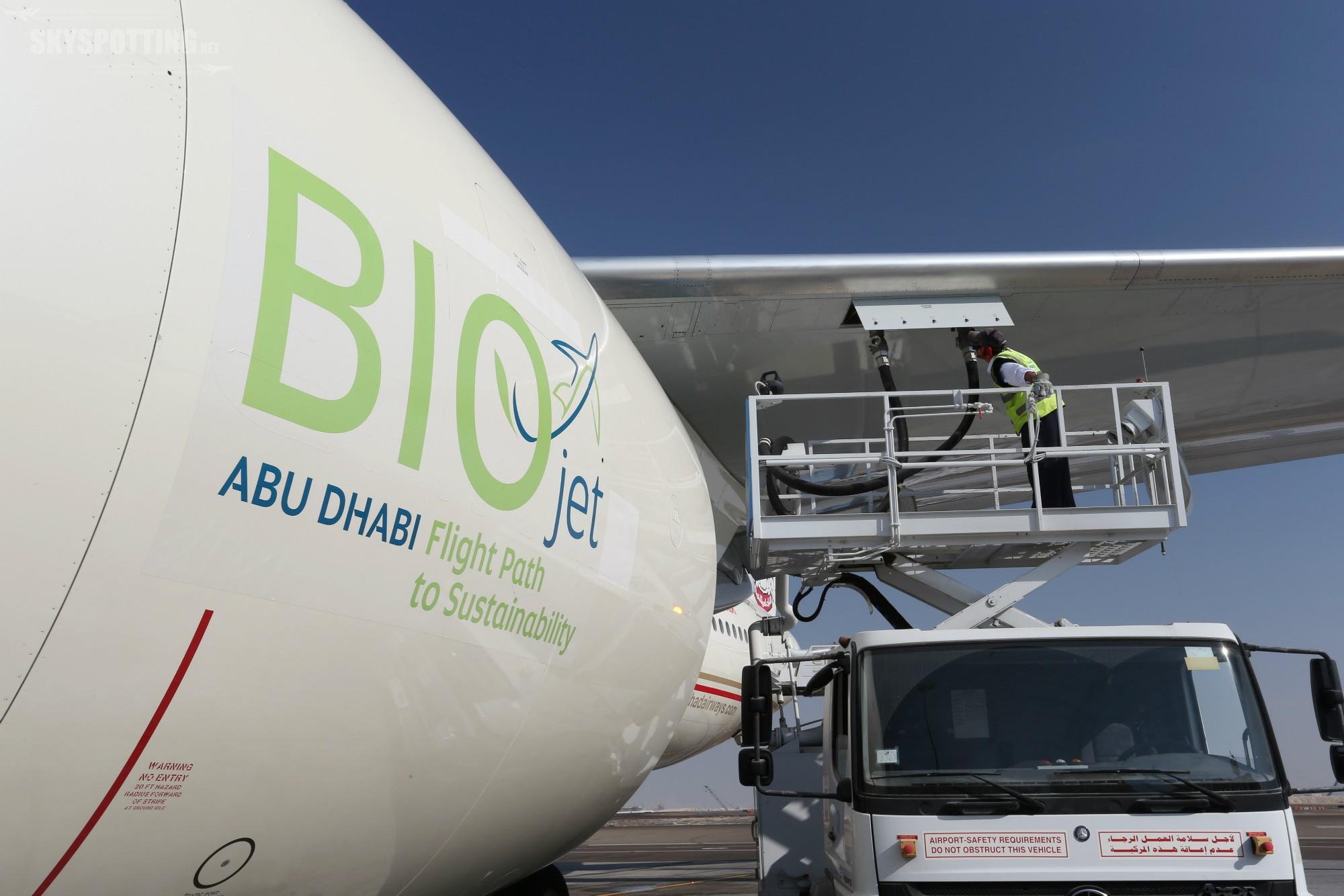 Boeing dołącza do nowego zespołu BIOjet Abu Dhabi aby rozwijać łańcuch dostaw biopaliw w Zjednoczonych Emiratach Arabskich