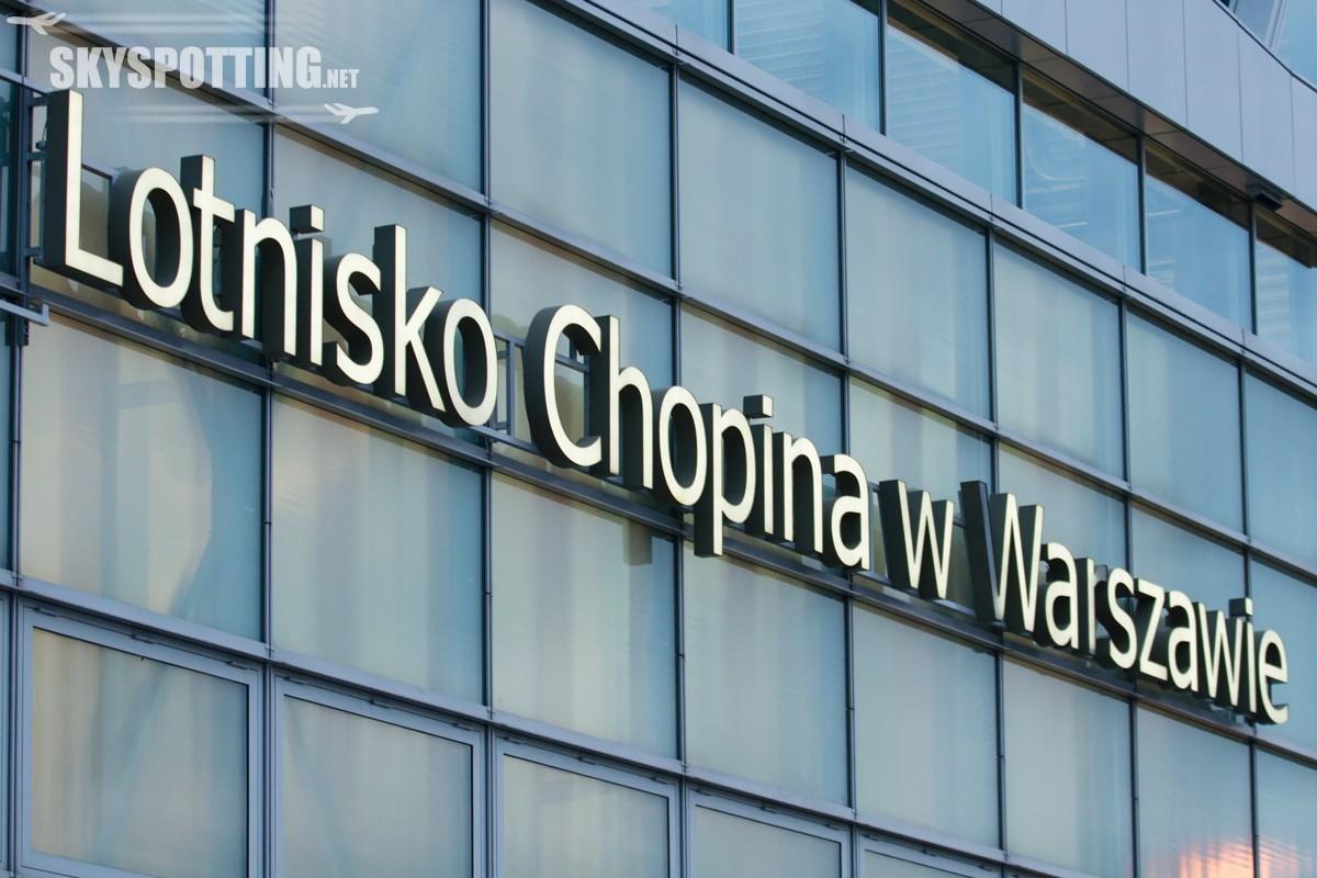 Luty: 6 proc. mniej pasażerów na Lotnisku Chopina