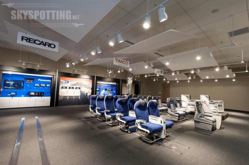 Boeing uruchamia Studio Konfiguracji Wnętrza 737