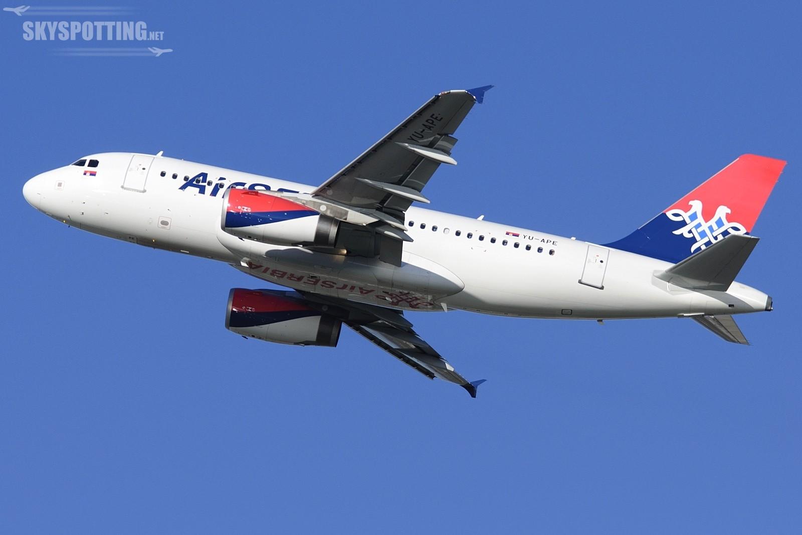 Air Serbia ogłasza ceny promocyjne lotów do Warszawy