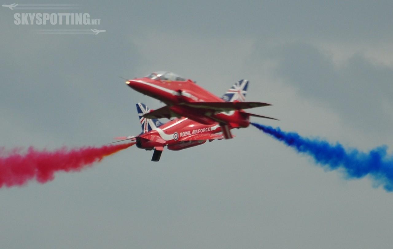 2014 RAF Waddington International Airshow.