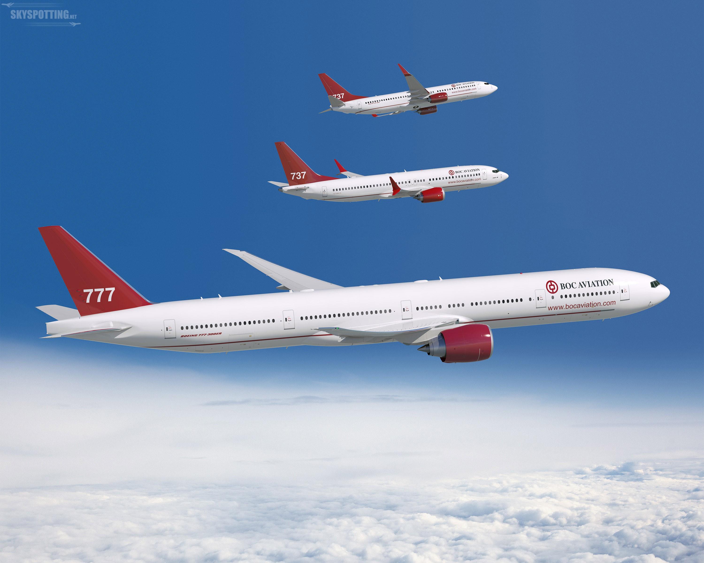 Boeing i BOC Aviation informują o zamówieniu na 82 samoloty