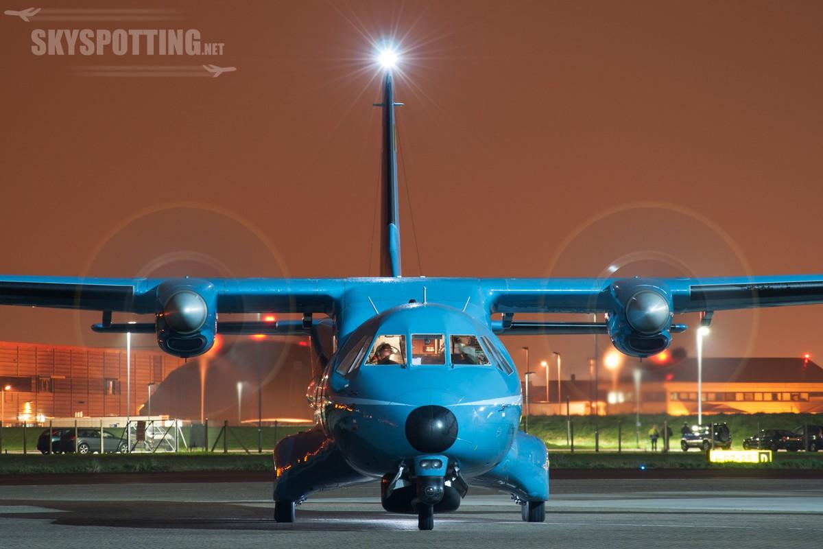 RAF Northolt Nightshoot XVI